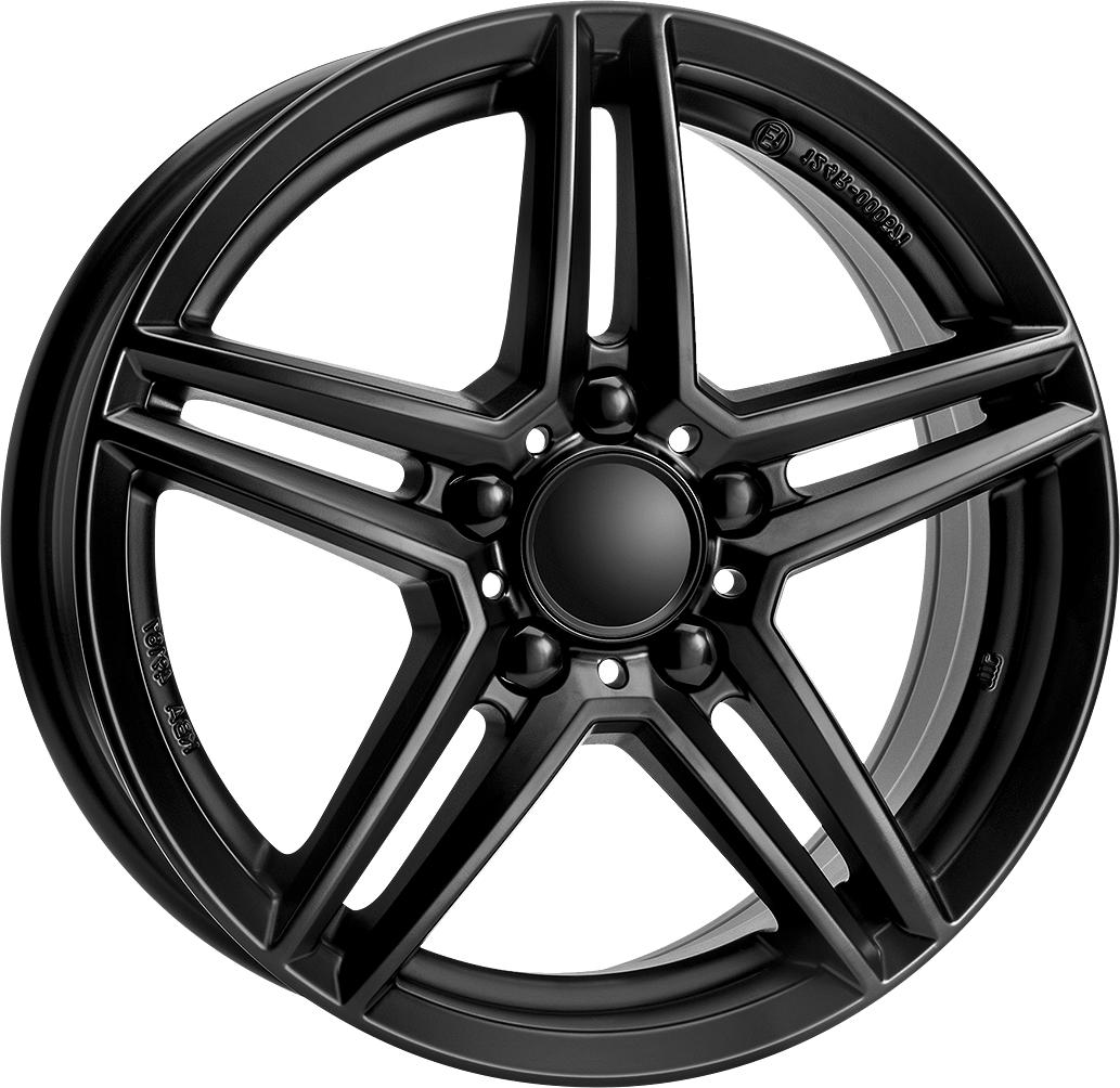 Rial M10 racing black