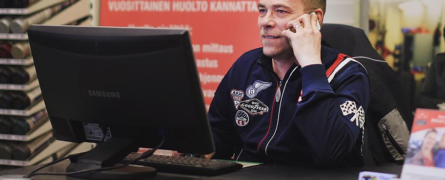 Asiantuntevaa autohuoltoa Rovaniemellä - takuun säilyttäen.